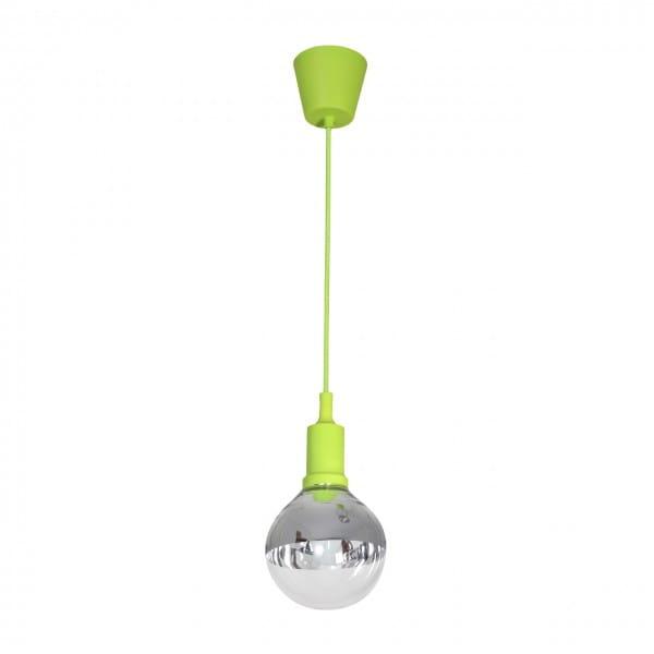 LED Pendelleuchte BUBBLE Limette Limette 5W 350lm