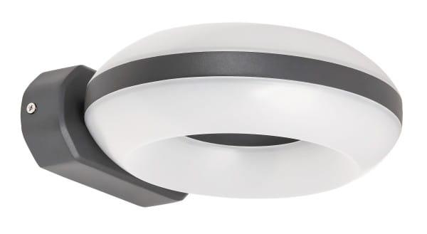LED Außenwandleuchte anthrazit 12 Watt IP54 Graz