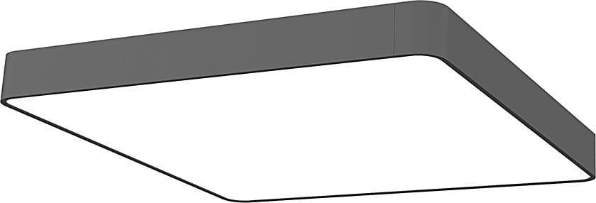LED Deckenleuchte 11W 1000lm grau warmweiß 5 flammig