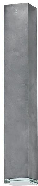 Deckenleuchte aus Metall BRYCE grau GU10