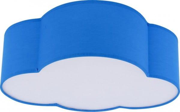 Kinderzimmerlampe Wolke Blau 41 x 31 cm E27 Cloud