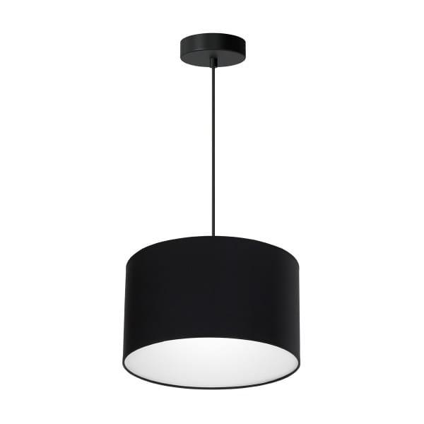 Pendelleuchte Schwarz BARI BLACK 60W E27 1-flammig
