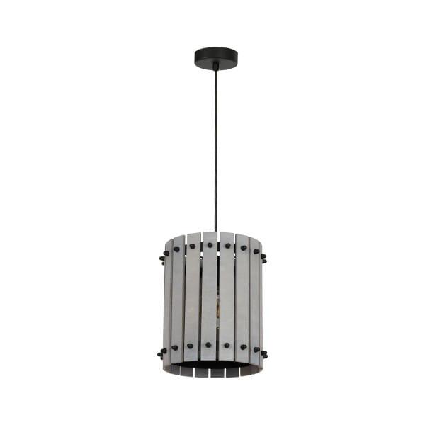 Pendelleuchte Grau EGON GREY 60W E27 1-flammig