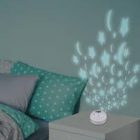 LED Nachtlicht RGB LUPE