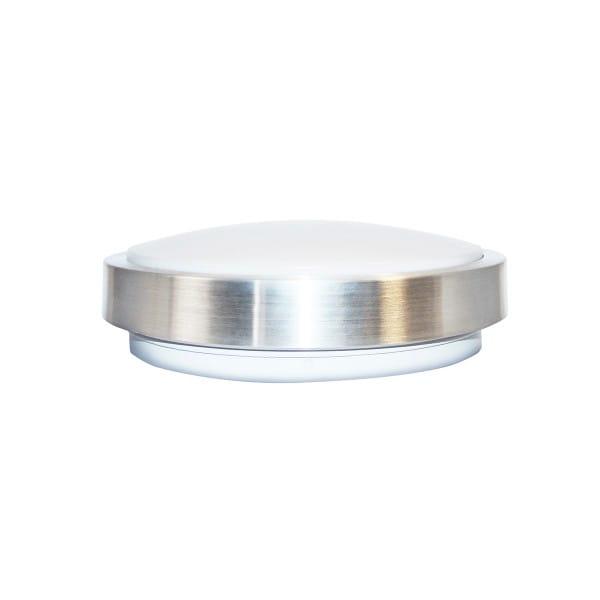 LED Deckenleuchte Edelstahl 18W 1440lm