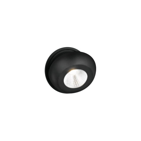 LED Wandleuchte FLARE Schwarz 10W 700lm