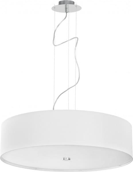 Pendelleuchte aus Glas weiß 3 flammig E27 VIVIANE