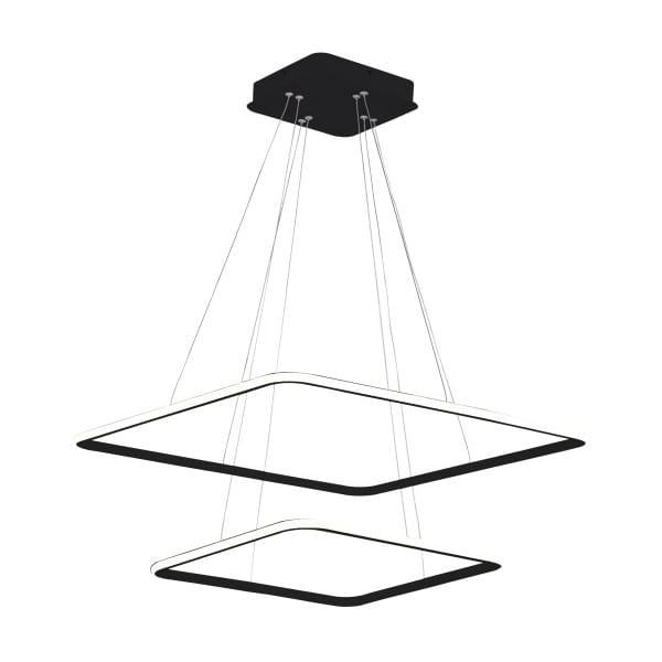 LED Pendelleuchte NIX BLACK EXTERNO Schwarz 50W 3500lm