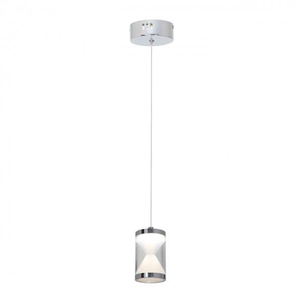 LED Pendelleuchte Chrom 5W 350lm