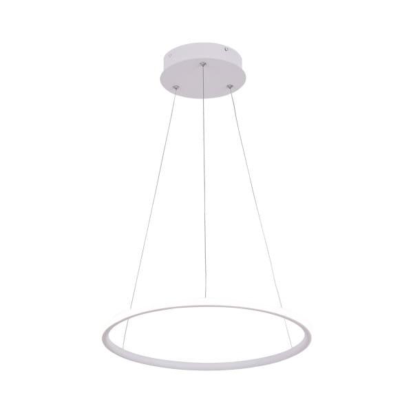 LED Pendelleuchte ORION WHITE EXTERNO Weiß 22W 1540lm