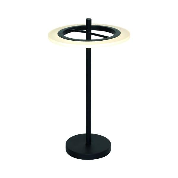 LED Tischleuchte COSMO Schwarz 12W 840lm