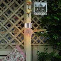 Yola Außen-Solarleuchte mit Schalter
