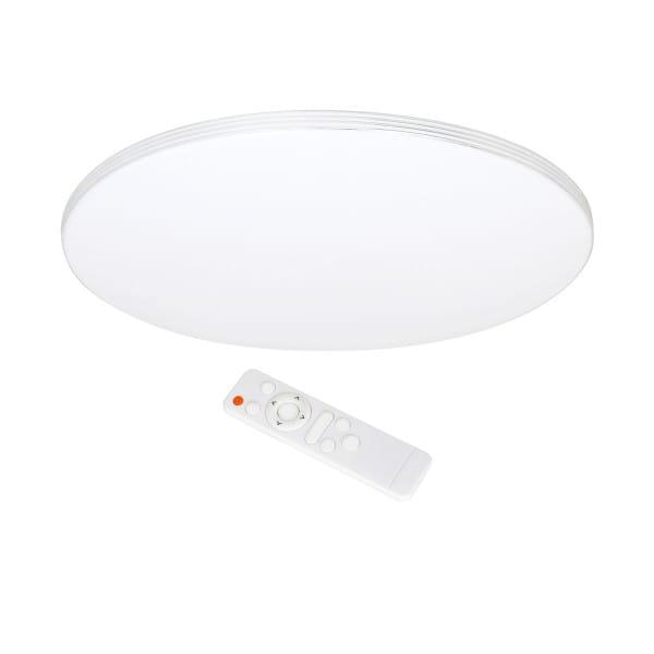 LED Deckenleuchte Fernbedienung Weiß