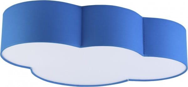 Kinderzimmerlampe Wolke Blau 62 x 45 cm E27 Cloud