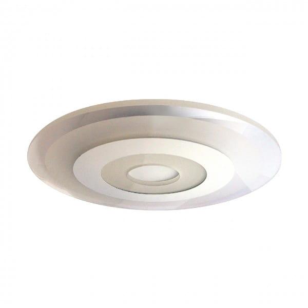 LED Deckenleuchte VOLTA Weiß/Schwarz 36W 2880lm