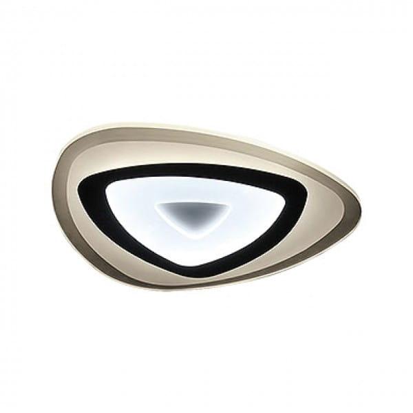 LED Deckenleuchte VOLTA Weiß/Schwarz 38W 3040lm
