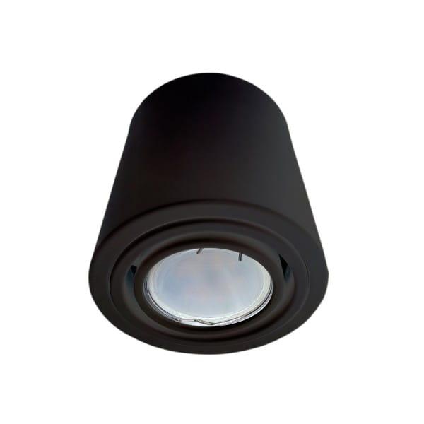 Schwarze LED EInbauleuchte 7W 560lm