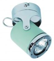 Spotlight 1-flammig minzgrün
