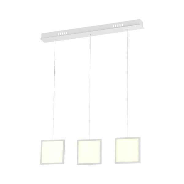 LED Pendelleuchte DIXON Weiß 21W 1470lm