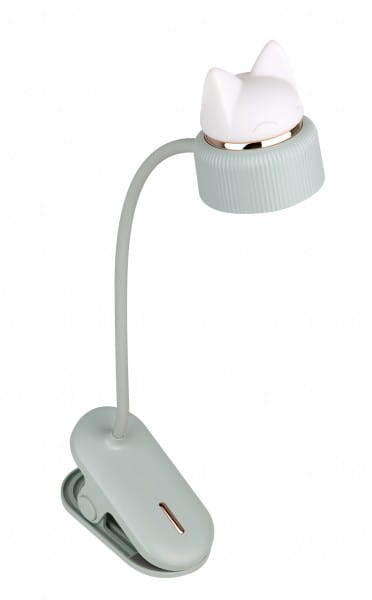 LED Tischleuchte Nanda Katzen-Design 2W