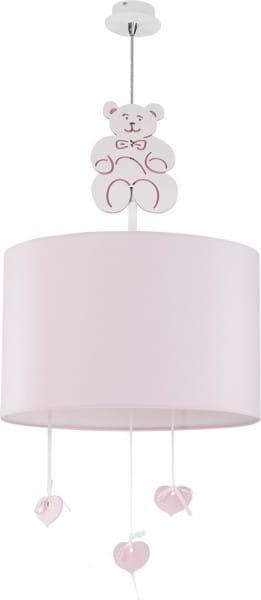 Kinderzimmerlampe Mädchen rosa HONEY E27