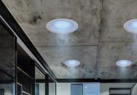 LED Einbauleuchte Shea Lautsprecher