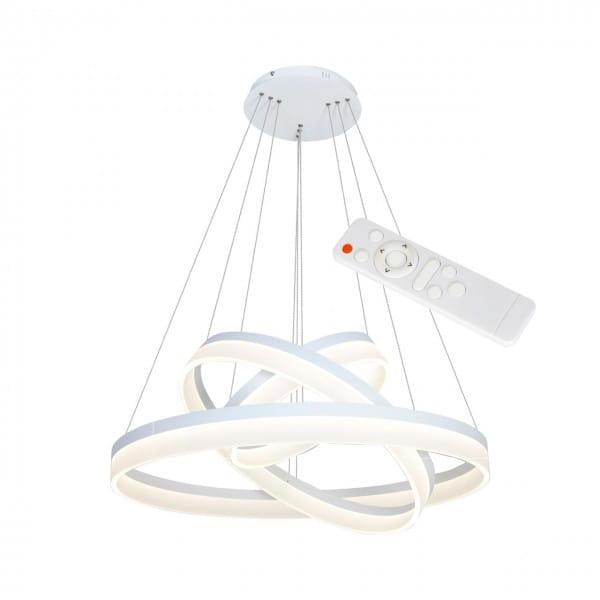 LED Pendelleuchte mit Fernbedienung