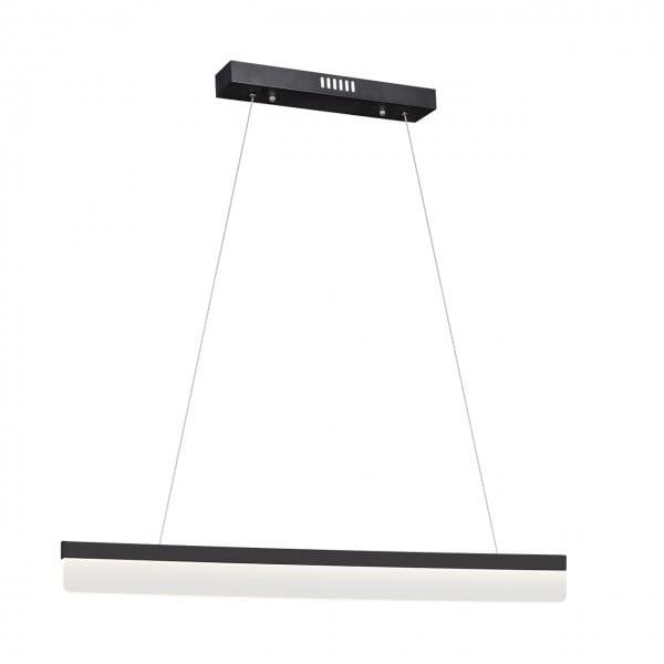 LED Wandleuchte BEAM Schwarz 18W 1260lm